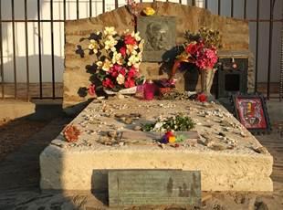 Tomb of Antonio Machado
