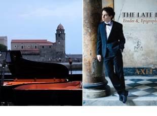 Festival De Piano - Récital Axel Trolese