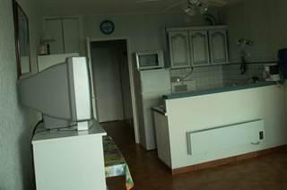 Studio dans résidence à 100m de la plage
