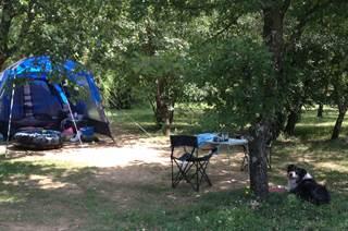 Camping CynoCamp Terre Neuve