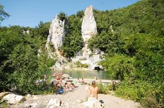 Camping Naturiste Domaine de la Sablière