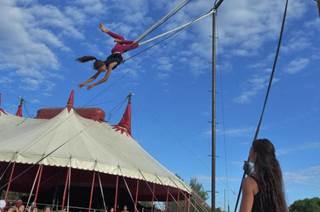 Ecole Nîmoise de Cirque Turbul'