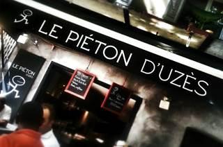 Restaurant Le Piéton d'Uzès