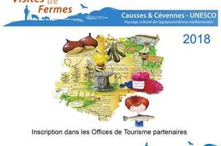 Visite de ferme : Les Capri'ces des Cévennes - St André