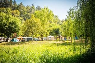 Camping Le Val de l'Arre