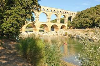 Gourmandise au pays du pont du Gard