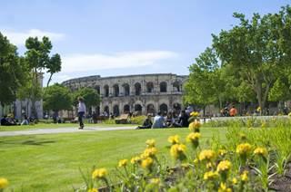 Nîmes, un voyage original dans le temps