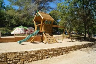 Camping Le Mas de Rey
