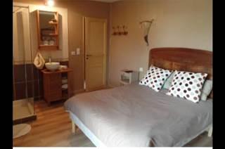 La chambre la Petite Camargue