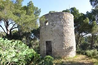 Parc du Château d'Aramon