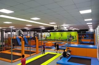 New Jump - Trampoline Park