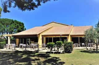 Hôtel-Restaurant Le Mas de l'Olivier