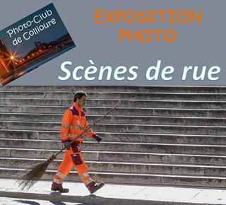 """Exhibition """"Street scenes"""""""