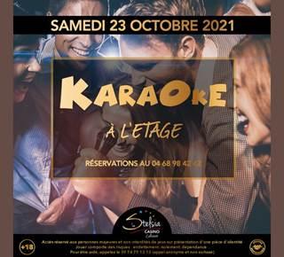 Karaoké au Casino de Collioure- 23/10