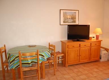 Appartement / 4 personnes / VILLAGE DE LA GRANDE BLEUE