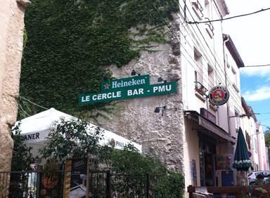 Bar du Cercle