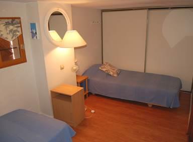 Appartement / 6 personnes / VILLAGE DE LA GRANDE BLEUE