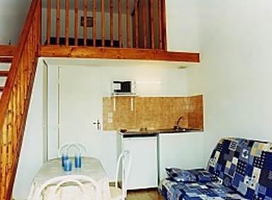 Appartement / 6 personnes / LES FERMES MARINES