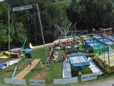 Stage de trampoline & d'acrobatie au Grand-Bornand