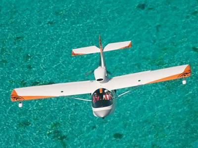 Air Paradise - Vol et travail aérien hydravion