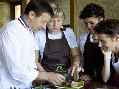 Offrez un cours de cuisine en chèques cadeaux