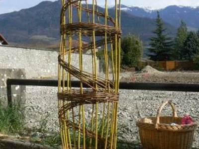 Vannerie : du brin d'osier au panier en Ardèche