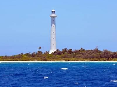 Amédée lighthouse