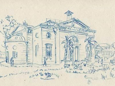 Stage de dessin au Muséum de Paris