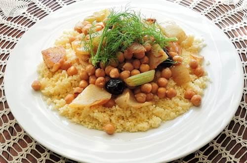le provençal couscous  ©