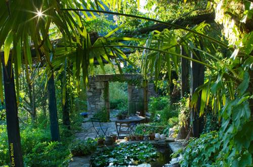 Le Jardin de Sambucs ©
