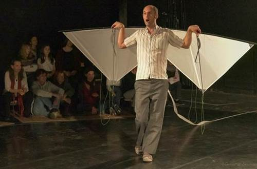 Le cirque Piètre © Vincent dEaubonne
