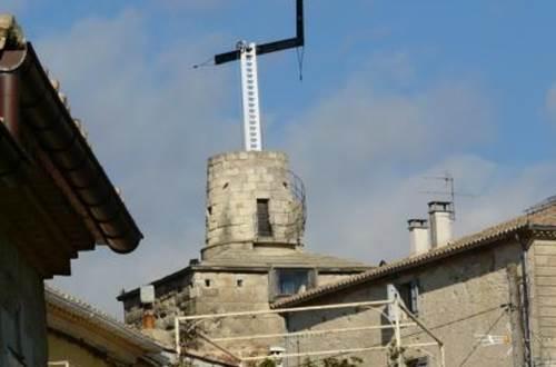 Gallargues le Montueux, le village ©
