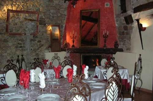 Restaurant Les Secrets de Céline Cévennes Grand Sud ©