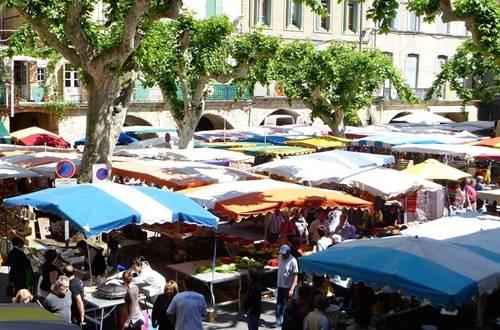 place du marché  ©