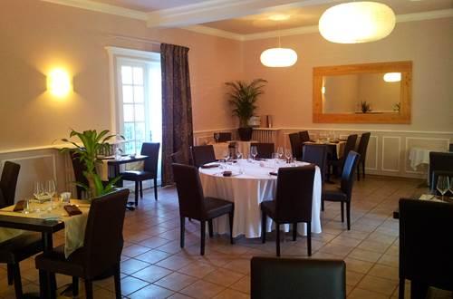 Restaurant Château du Val de Cèze ©