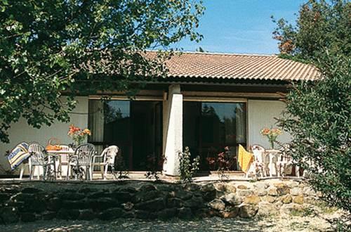 Maison VVF Village Les Hauts de Cèze © VVF Village Les Hauts de Cèze