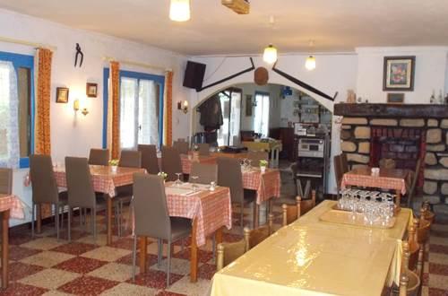 Restaurant Le Casquillé ©