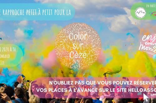 Color sur Cèze-bandeau ©