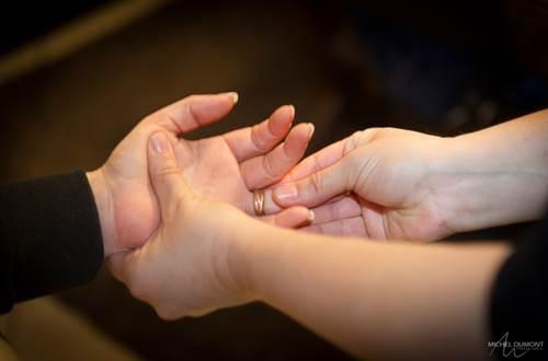 amma pause bien être massage mains ©