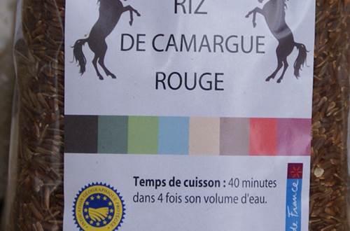 Riz de Camargue ©