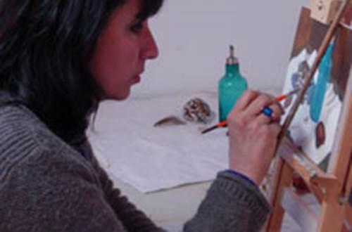 Sylvie Roussel Meric - artiste peintre ©