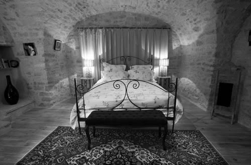 BARTHELEMY Marie - chambre luna lit © BARTHELEMY Marie