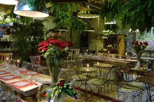 Café des fleurs ©
