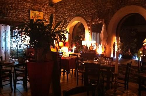 Restaurant LA GRANGE DE LABAHOU ©