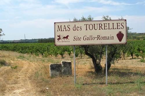 Mas Gallo-Romain des Tourelles ©