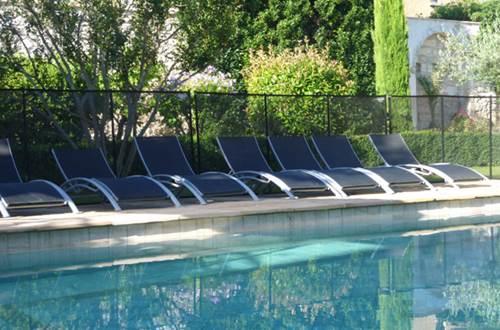 LA SUITE piscine ©