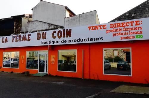La Ferme Du Coin ALES ©