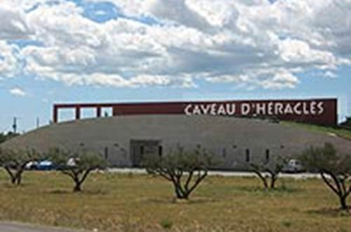 Caveau Héraclès Vergèze © Sud de France Développement