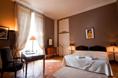 hôtel château d'arpaillargues © Hôtel Château d'Apaillargues