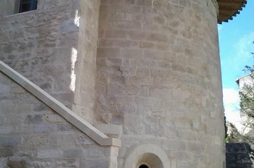 La Chapelle castrale ©